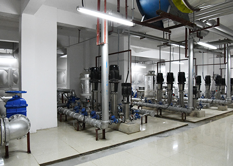 自来水厂解决方案