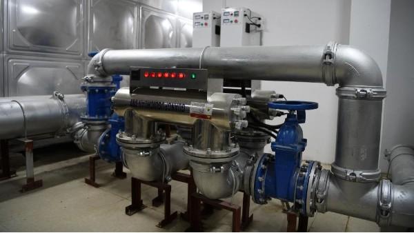自来水二次供水紫外杀菌设备