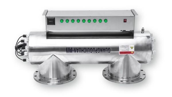 事业单位供水紫外线消毒器
