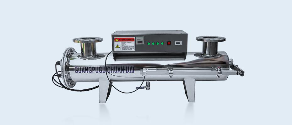 自动清洗紫外线消毒器
