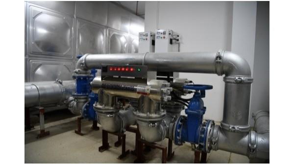 中铝广西分公司污水回用系统介绍