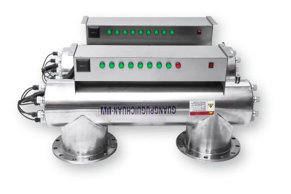 光普管道式紫外线消毒器