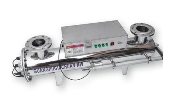 医院污水处理紫外线杀菌设备