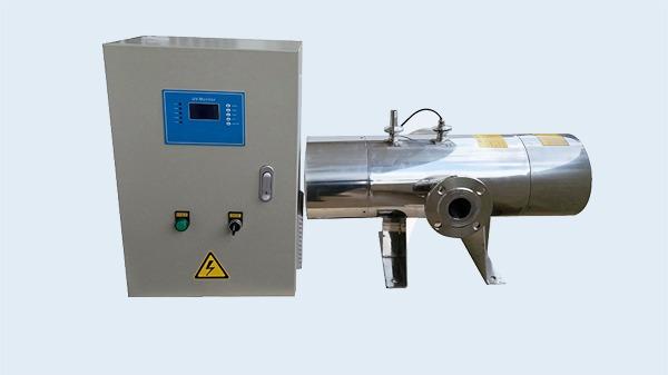 中压紫外线消毒器的特点和应用